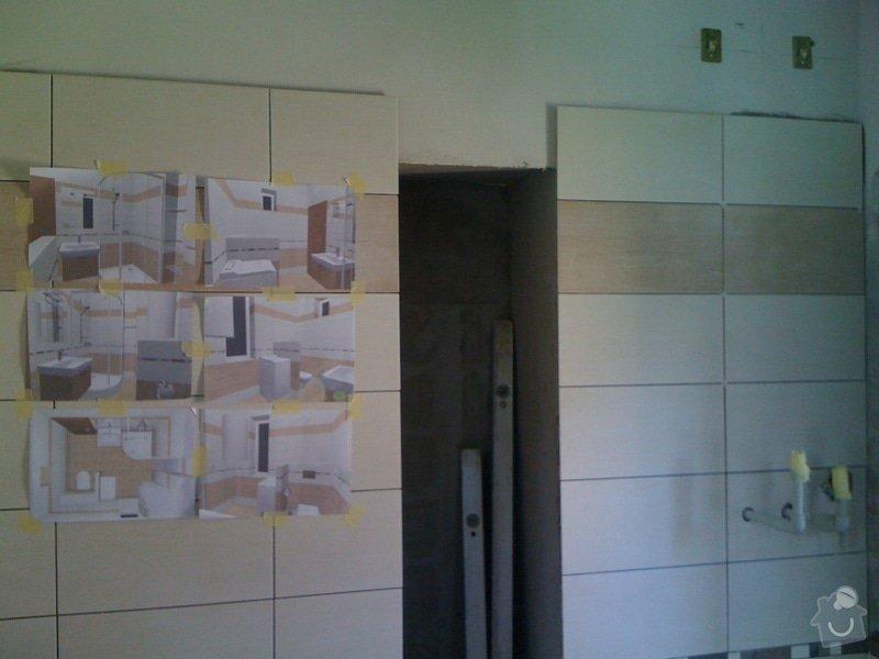 Rekostrukce koupelny s wc: 8