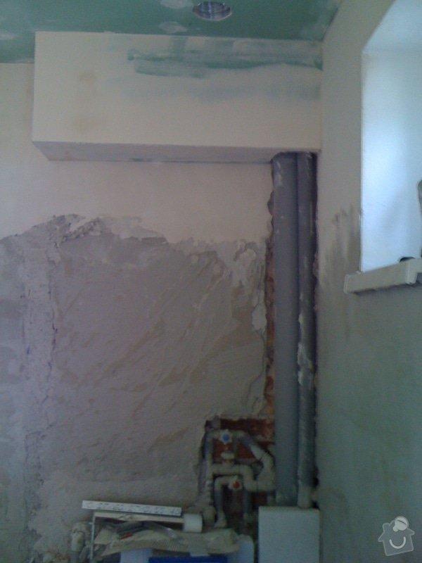Rekostrukce koupelny s wc: 11