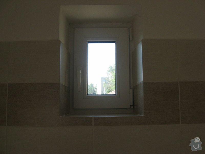 Rekostrukce koupelny s wc: 18