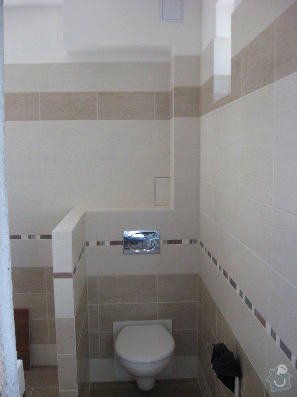 Rekostrukce koupelny s wc: 19
