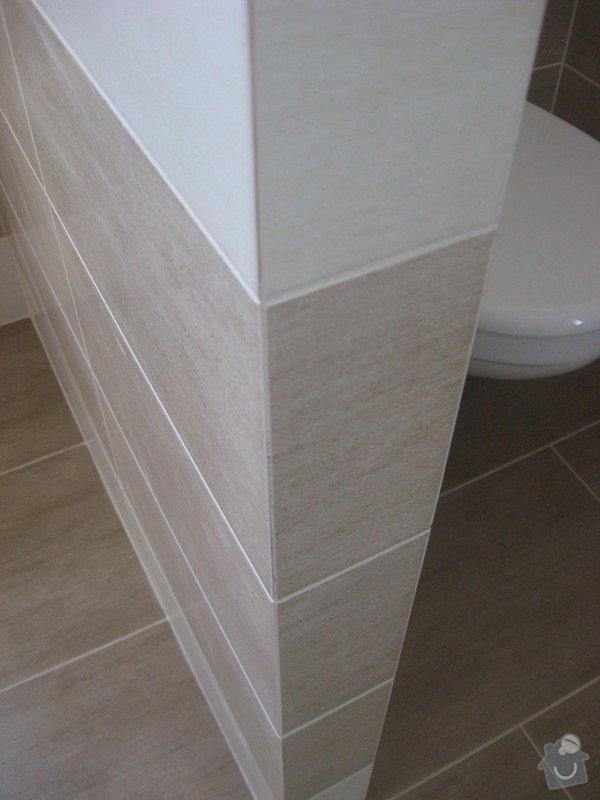 Rekostrukce koupelny s wc: 22