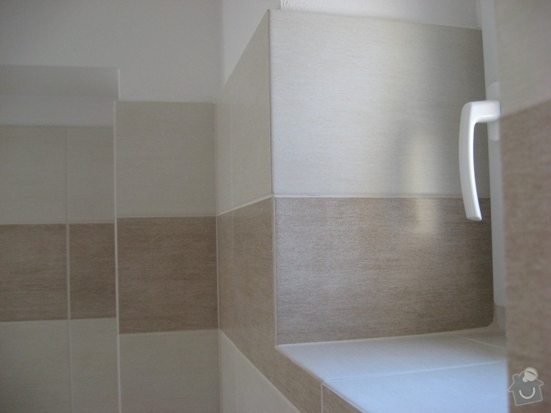Rekostrukce koupelny s wc: 23