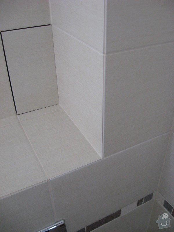 Rekostrukce koupelny s wc: 24