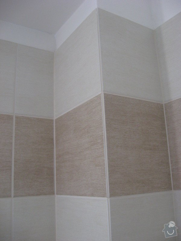 Rekostrukce koupelny s wc: 25