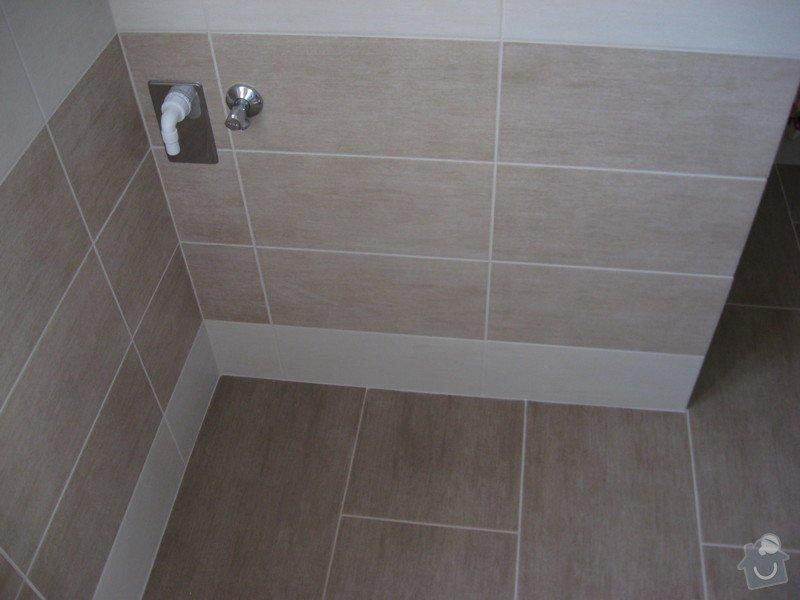 Rekostrukce koupelny s wc: 27