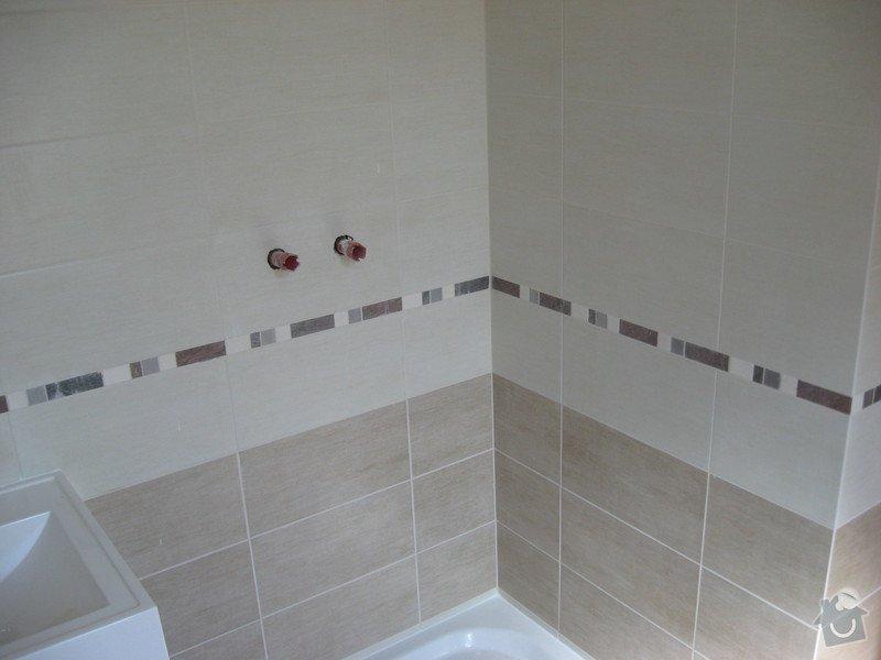 Rekostrukce koupelny s wc: 29