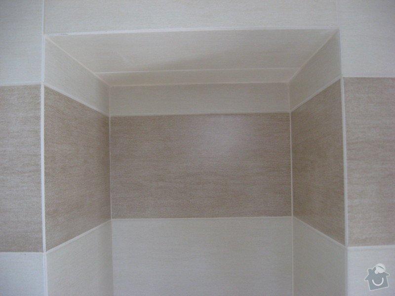 Rekostrukce koupelny s wc: 30