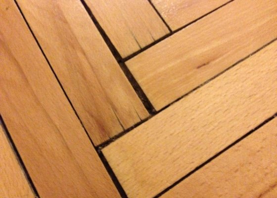 Renovace parket a nova podlaha