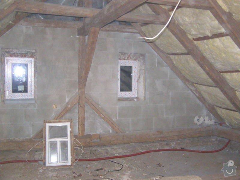 Rekonstrukce půdy : puda_vymena_oken