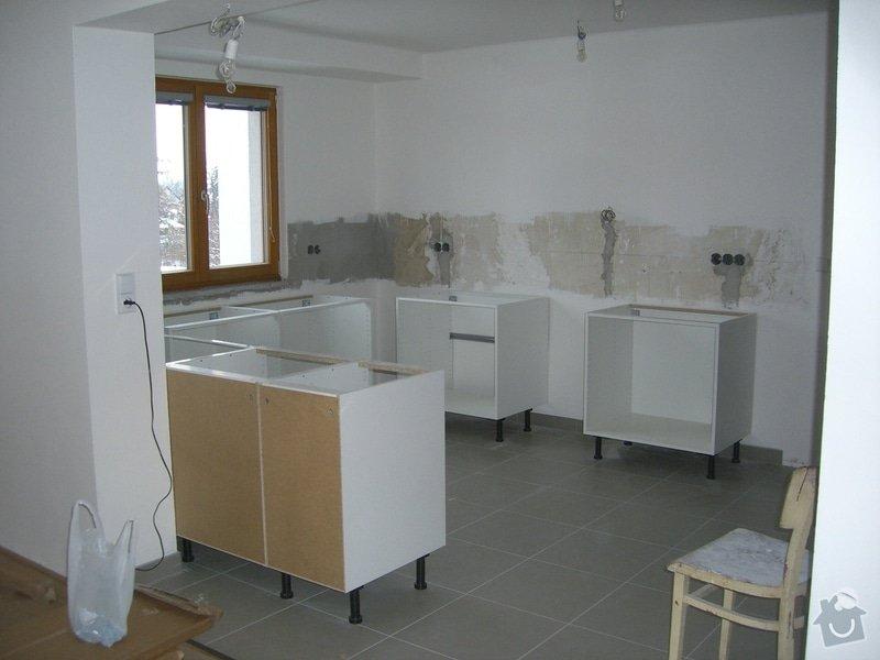 Návrh a montáž kuchyně: bara_001