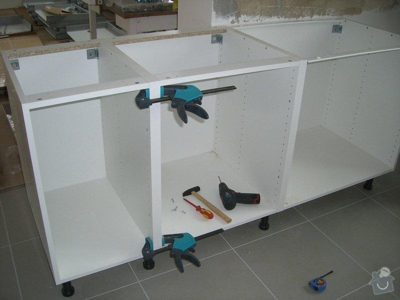 Návrh a montáž kuchyně: bara_003
