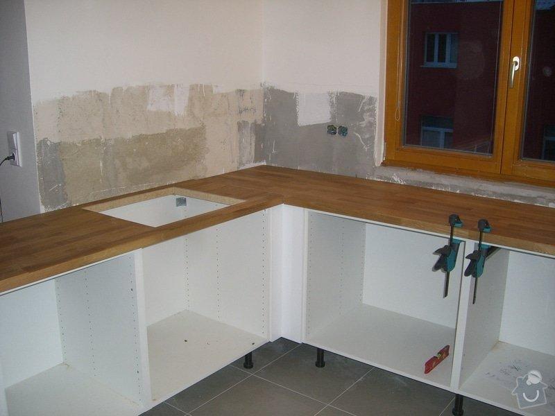 Návrh a montáž kuchyně: bara_007