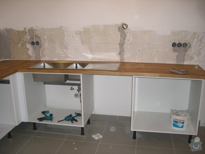 Návrh a montáž kuchyně: bara_008