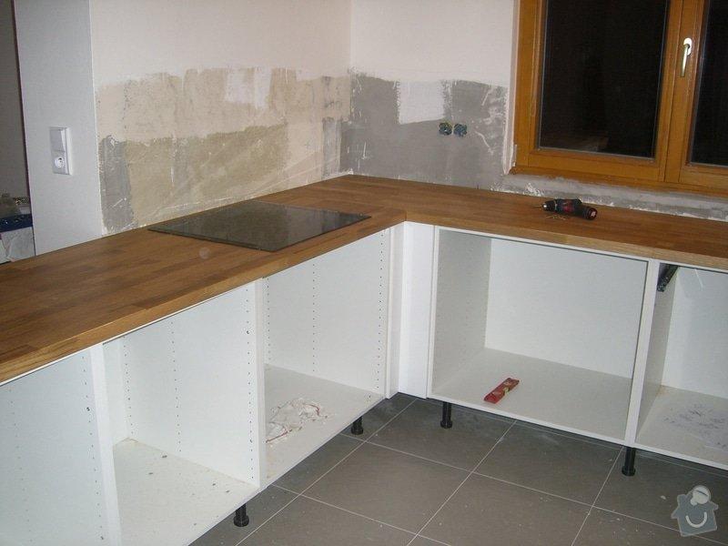 Návrh a montáž kuchyně: bara_009