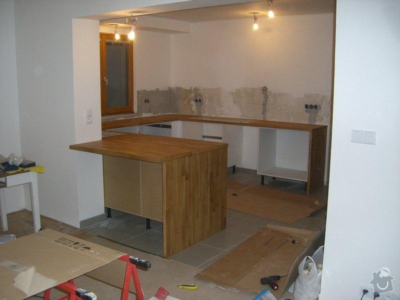Návrh a montáž kuchyně: bara_021