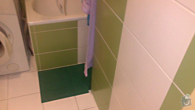 Rekonsrtrukce koupelny: DSC_0074