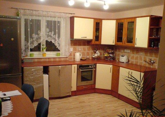 Malá rekonstrukce kuchyně