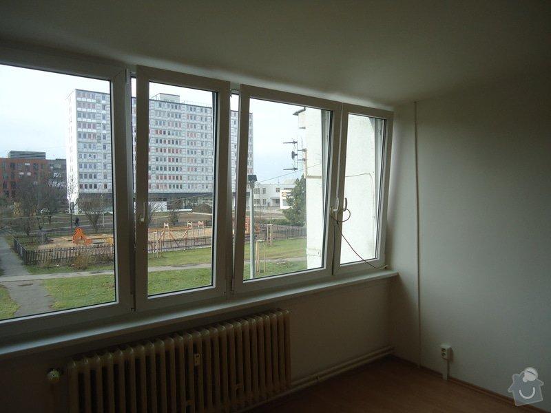 Zednické opravy,malování,úklid bytu: 01