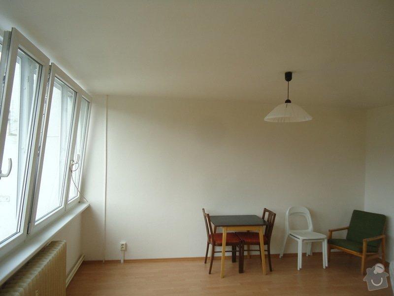 Zednické opravy,malování,úklid bytu: 02