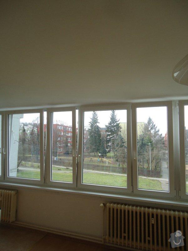 Zednické opravy,malování,úklid bytu: 03