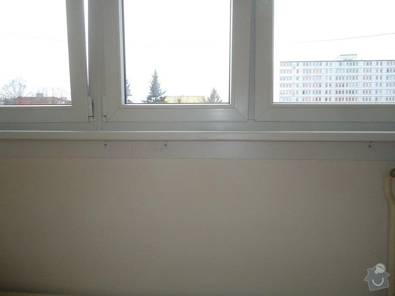 Zednické opravy,malování,úklid bytu: 04