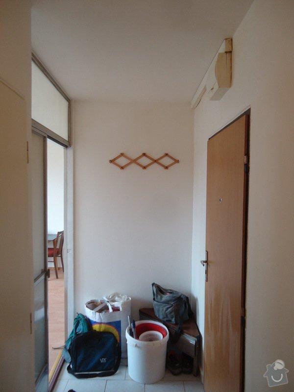 Zednické opravy,malování,úklid bytu: 06