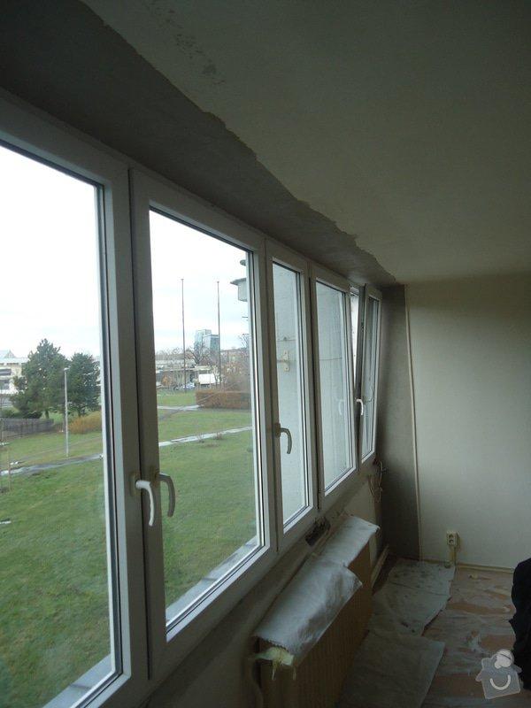 Zednické opravy,malování,úklid bytu: 09