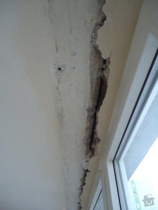 Zednické opravy,malování,úklid bytu: 12