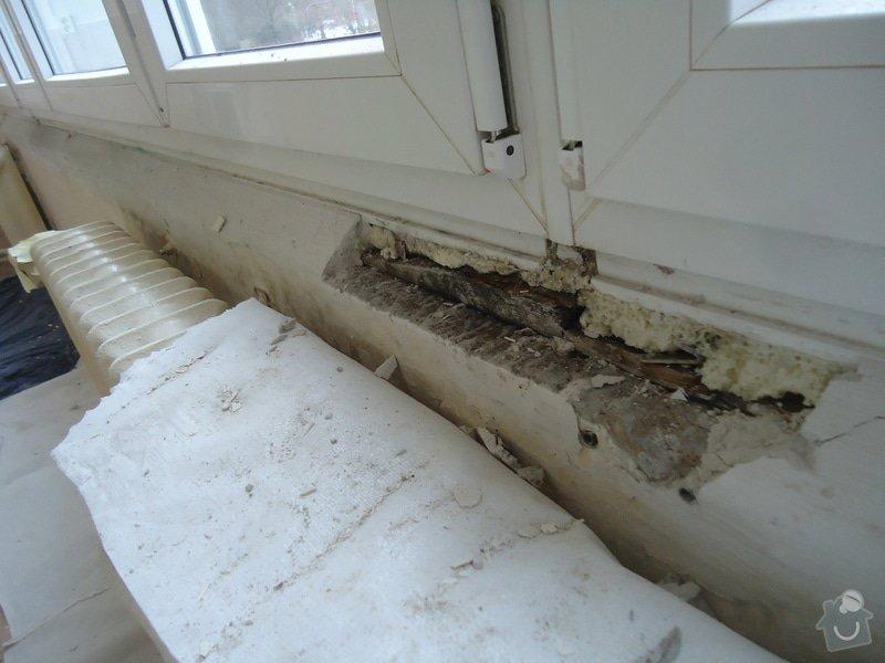 Zednické opravy,malování,úklid bytu: 13