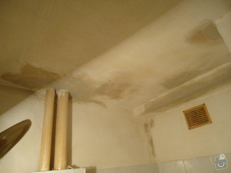 Zednické opravy,malování,úklid bytu: 15
