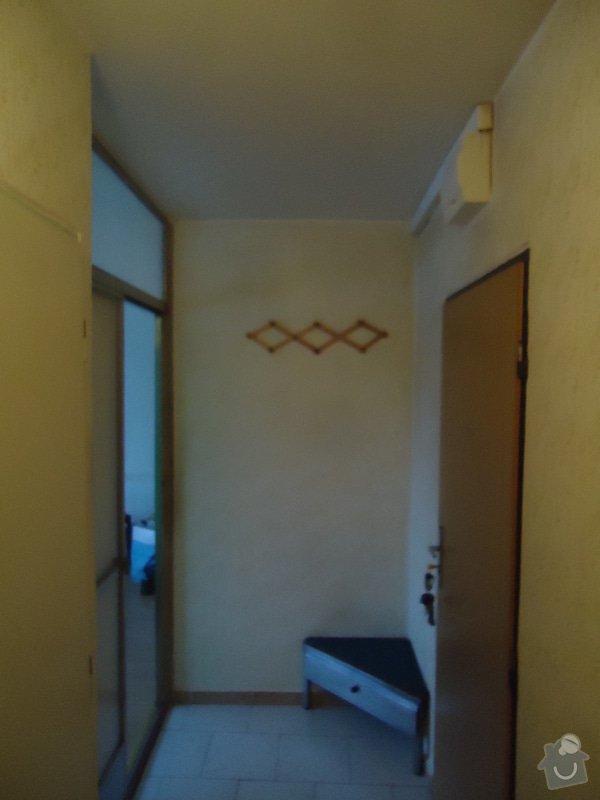 Zednické opravy,malování,úklid bytu: 16