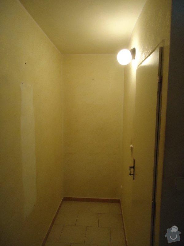 Zednické opravy,malování,úklid bytu: 17