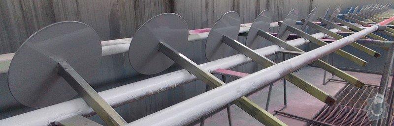 Lakování (nástřik, stříkání) kovových dílů: DSCN0175