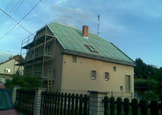 Fasada-omitky vnitrni-strecha-sadrokatony