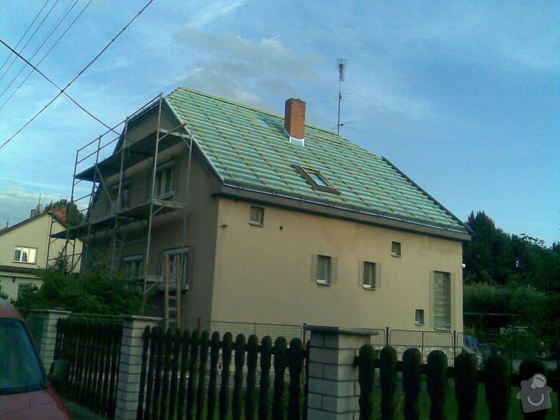 Fasada-omitky vnitrni-strecha-sadrokatony: strecha_kacov_001