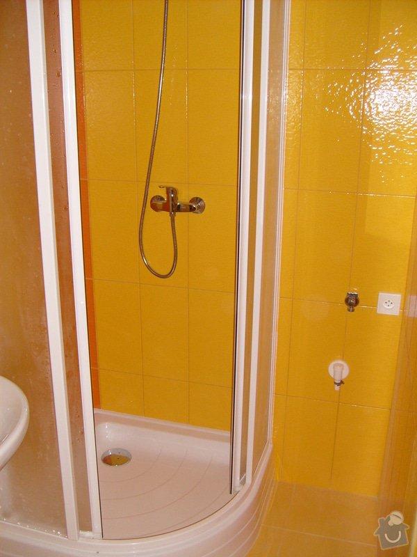 Rekonstrukce bytového jádra : S6300243