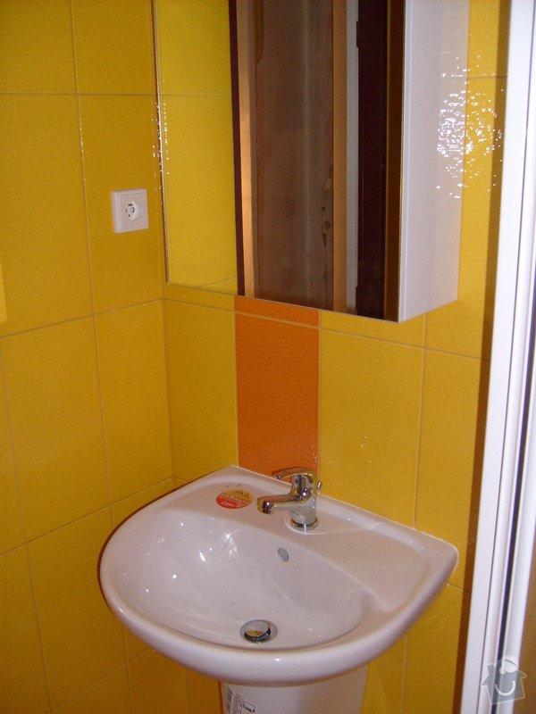 Rekonstrukce bytového jádra : S6300245