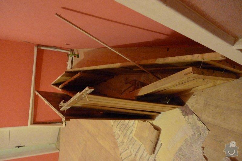 Odvoz materiálu z rekonstrukce bytu: P1130765