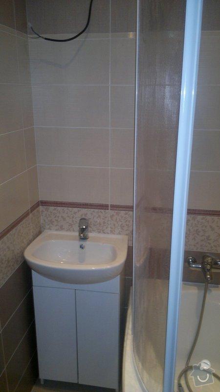 Rokonstrukce koupelna: 02022013777