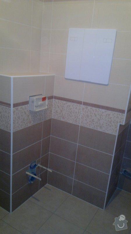 Rokonstrukce koupelna: 23112012669
