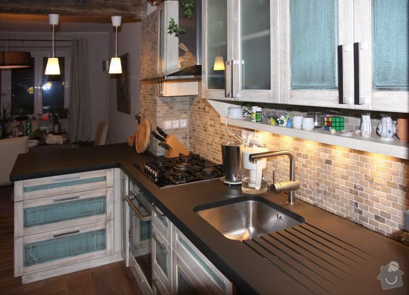 Návrh a realizace kuchyňské linky ve francouzském stylu: 6