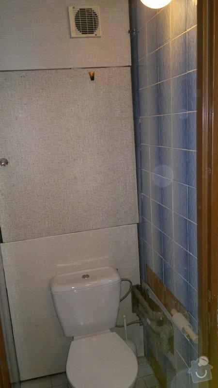 Rychlá rekonstrukce bytového jádra: 2013-01-14-4128