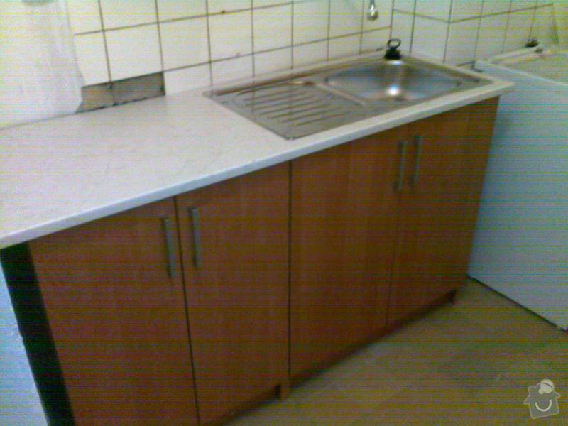 Montáž skříně a kuchyně.: Q_060