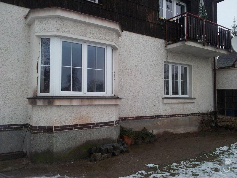 Bílá plastová  frans.okna-dveře: 20130204_155818