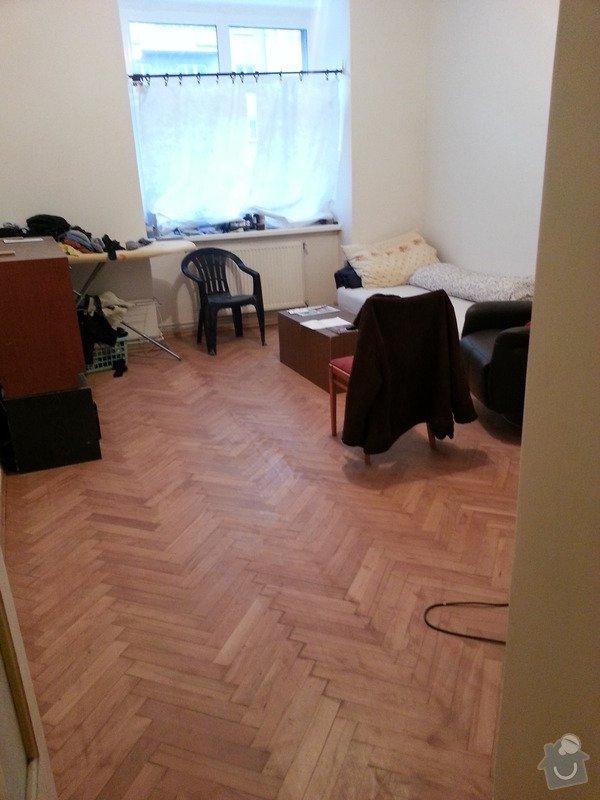 Rekonstrukce bytu,obklady,renovace parket,pokládka plovoucí podlahy aj.: perkety_po_vybrouseni_tmeleni_a_lakovani