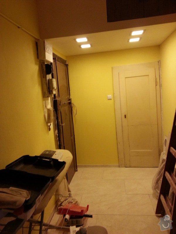 Rekonstrukce bytu,obklady,renovace parket,pokládka plovoucí podlahy aj.: SDK_podhledy_s_novymi_svetly