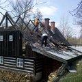 Oprava stavajiciho krovu demontaz montaz krytiny 2