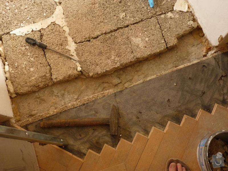 Rekonstrukce podlah v bytě: P1360783
