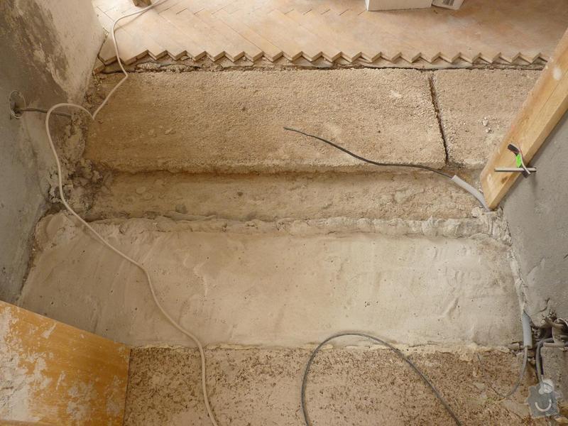 Rekonstrukce podlah v bytě: P1380033