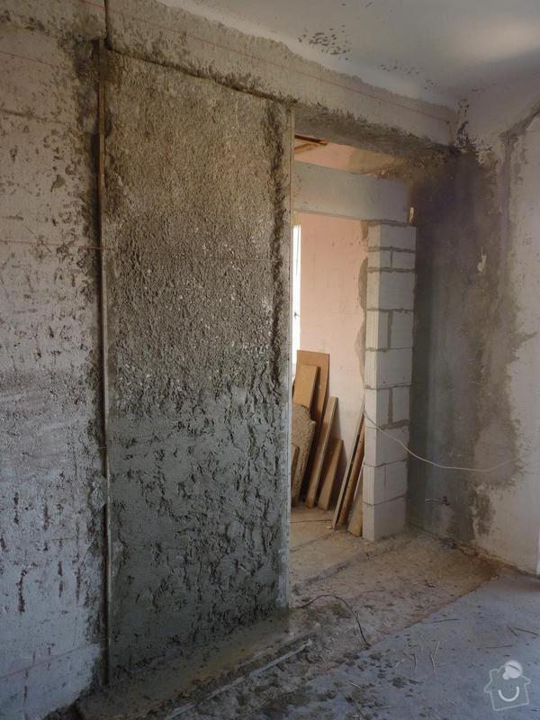 Rekonstrukce podlah v bytě: P1380100